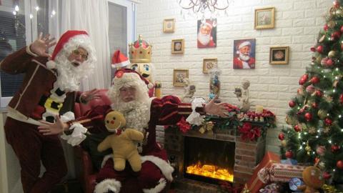 適合一家大細!香港首間聖誕老人小屋