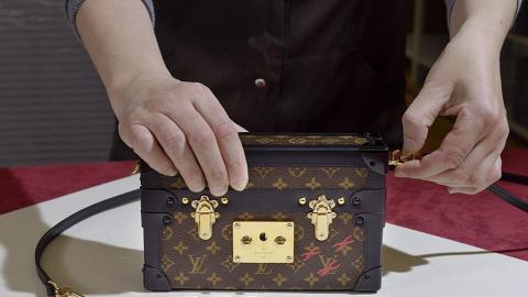 中環LOUIS VUITTON珍藏展 免費近距離睇百年皮革工藝