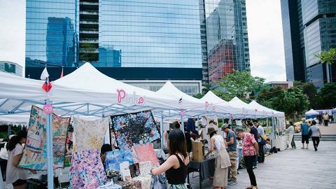 九龍灣Pinkoi市集10月返嚟喇!132個亞洲設計品牌攤檔