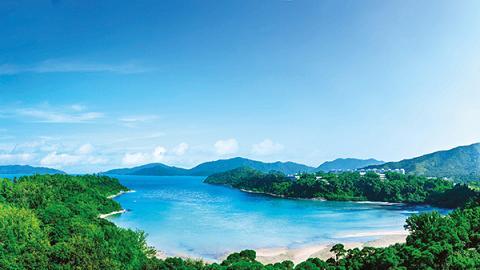 邂逅隱世秘灘 百慕達 墨西哥 香港