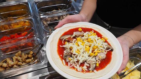 3間分店同推人氣下午茶放題 $98食勻小食/過20款配料自製Pizza