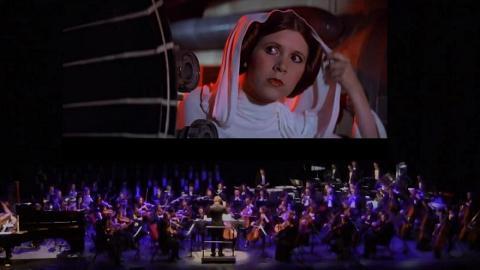 《星球大戰》官方音樂會首度襲港  現場演奏電影配樂