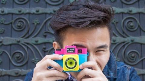 實試Holga Digital Lomo相機 用SD卡就得!影出玩味復古菲林相