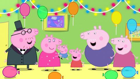 人氣卡通Peppa Pig搬上舞台 亞洲巡演4月底來到香港