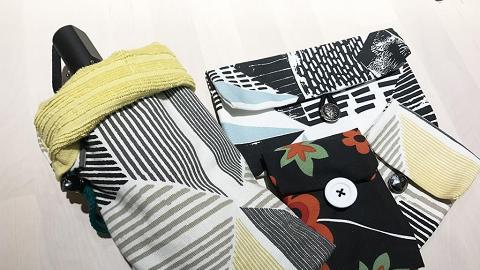 IKEA限定2日免費玩工作坊 DIY手工縫紉毛巾遮袋/布袋