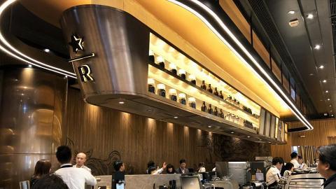 中環Starbucks重開 香港區首推咖啡啤酒+7款限定咖啡杯