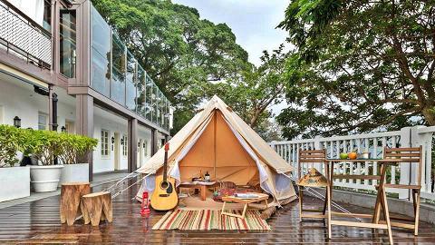 【母親節】大澳住宿優惠人均$963起 露營體驗+天文望遠鏡觀星