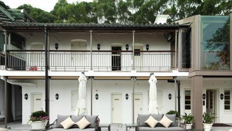 【母親節】大澳酒店住宿優惠人均$560 包導賞團+玻璃屋食早晚餐