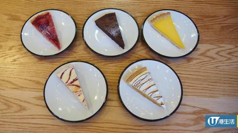 【荔枝角美食】主菜加$38歎甜品放題 食勻蛋糕/焦糖燉蛋/窩夫