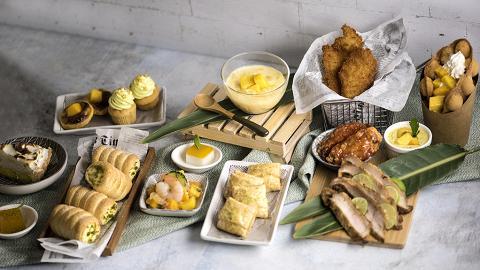 【東涌美食】酒店$148下午茶自助餐 主打芒果青檸主題甜品