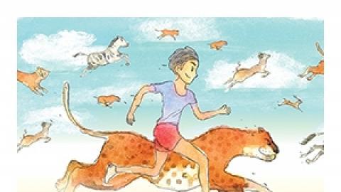 普 劇場-兒童文學劇場《所羅門的大貓》