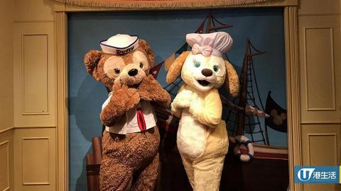 【大嶼山好去處】迪士尼新角色全球首度登場 8大主題茶點/影相位/精品率先睇