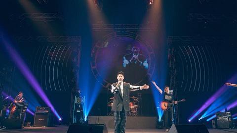 【許廷鏗演唱會】許廷鏗首度登上紅館!19年3月舉行出道10週年個唱