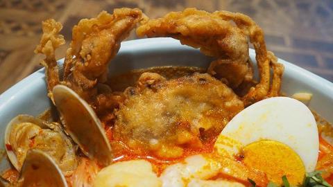 【旺角/馬鞍山美食】馬來西亞菜館進駐旺角 歎香濃海鮮叻沙湯/蝦湯麵