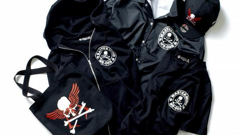 Mastermind JAPAN聯乘STRICT-G推服飾配件!純黑色特別版高達模型香港限量發售