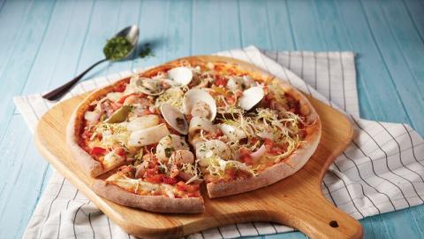 【九龍站美食】圓方Cafe Deco Pizzeria 5周年快閃優惠 免費請食300個薄餅