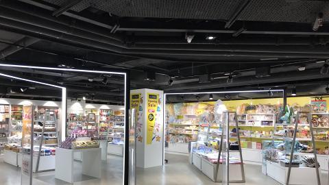 【旺角/紅磡好去處】5千呎新開文具精品專賣店!比卡超/姆明/Sanrio/迪士尼