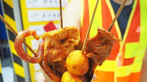 【葵芳美食】葵廣地盤主題小食店 炮製麻辣牛肚/牛柏葉/牙籤臘腸