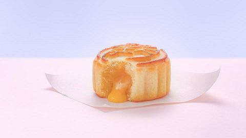 【沙田/銅鑼灣美食】望月×city'super快閃活動 一連兩日免費派流心奶黃月餅