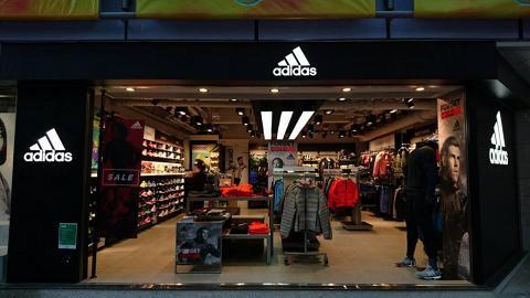 【黃埔好去處】黃埔Adidas專營店優惠 全場正價3折!