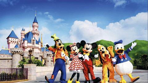 【迪士尼樂園】迪士尼全新渡輪服務!全程20分鐘中環直達迪士尼