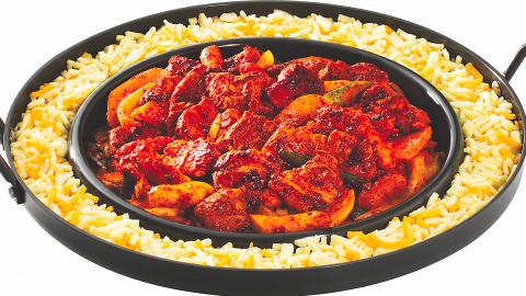 【沙田美食】韓國過江龍辣炒雞店柳氏家優惠  半價任食鐵板雞+炸雞