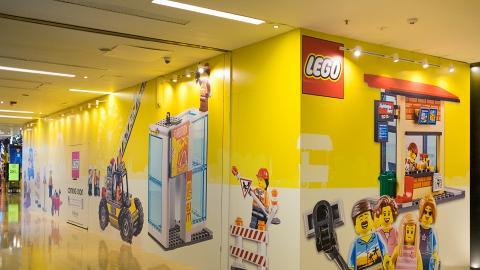 1800呎LEGO專門店將進駐太古!獨家影相位/預計11月頭開幕