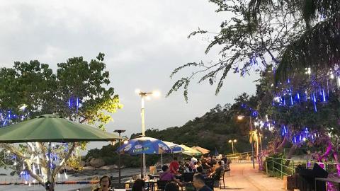 【親子好去處】屯門無敵海景BBQ遊樂園!$130任食任燒/100cm以下免費