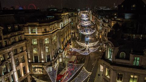 【聖誕節2018】英國The Spirit of Christmas首次登港 11月灣仔華麗聖誕燈飾!