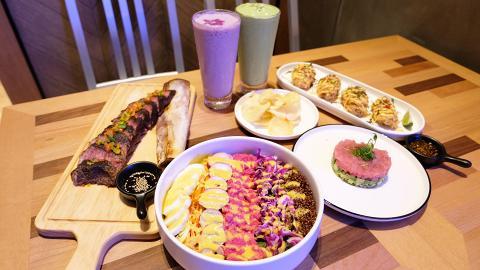 【何文田美食】何文田新開Superfood健康小店SHAO 主打養顏沙律/牛油果沙冰