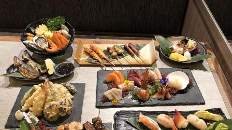 【灣仔美食】浪人日本料理無限時日式放題 任食海膽壽司/池魚一夜干/任飲梅酒