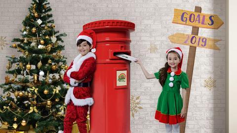 【聖誕節2018】挪亞方舟聖誕老人村+兒童聖誕市集登場!親手整聖誕熊啤啤