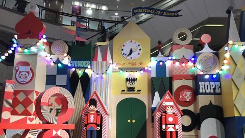 【聖誕節2018】胡桃夾子童話樂園登陸尖沙咀海港城 5大影相位/積木城堡