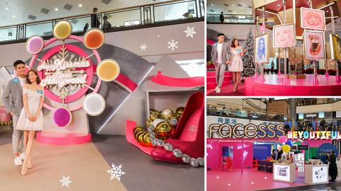 【聖誕好去處】荷里活廣場美妝樂園 扮靚購物/打卡熱點