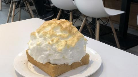 【澳門美食】筷子基孖寶兄弟茶餐廳 招牌雲層厚多士/抹茶奶凍/杏仁咖啡