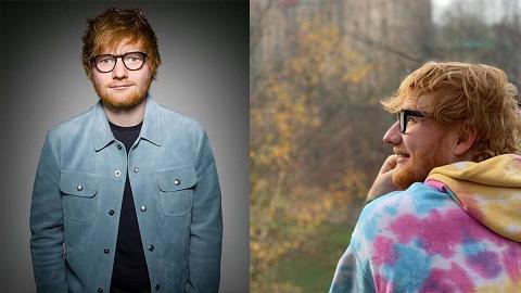 【Ed Sheeran演唱會】Ed Sheeran亞洲巡唱 香港站落實4月迪士尼舉行