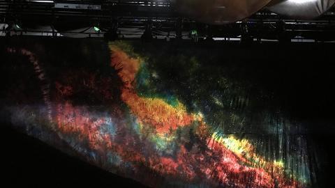 【柴灣好去處】免費睇巨型染布光影展登場 森林洞穴/星塵影相位/玩紮染工作坊
