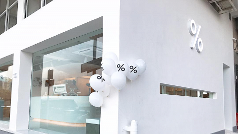 【西環美食】%Arabica首間海旁兩層高西環分店 飽覽維港海景歎咖啡