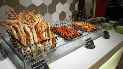 【佐敦美食】佐敦酒店新推最平$270自助晚餐 任食即開生蠔/海鮮/Haagen-Dazs
