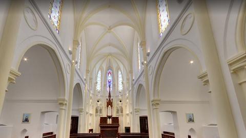 【薄扶林好去處】薄扶林伯大尼修院古蹟開放日!免費參觀香港唯一新哥德式教堂