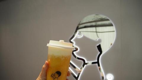 【喜茶香港】新界西朋友都飲到! 喜茶確認於元朗開設第5間分店