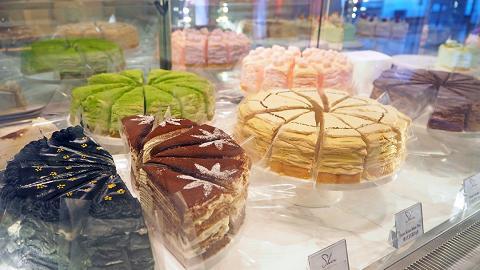 【尖沙咀美食】千層蛋糕店尖沙咀K11開新店 新推限定Baileys+特濃朱古力口味