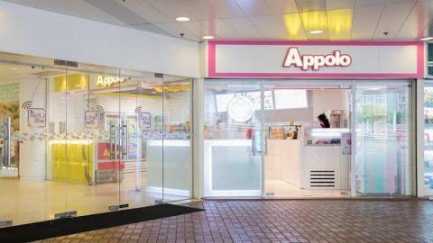 阿波羅Appolo推快閃優惠 單球雪糕買一送一!