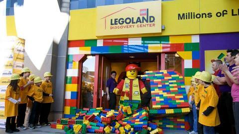 LEGOLAND Discovery Center樂高室內主題樂園有望今年底登陸香港!