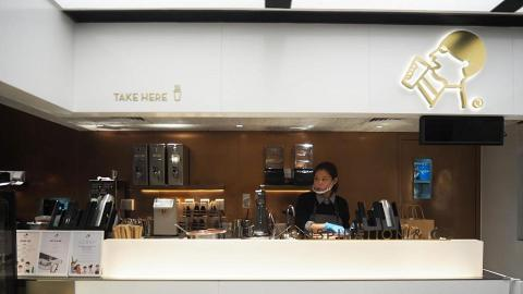 【喜茶香港】喜茶再於新界開分店! 喜茶第六間分店即將登陸荃灣荃新天地