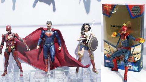 【旺角好去處】朗豪坊日本BANDAI玩具展覽廳!率先試玩全新玩具+經典卡通玩具