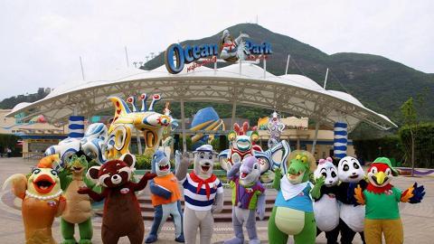 【海洋公園】一田送海洋公園門票7折入場券!優惠門票領取詳情一覽