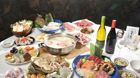 【旺角美食】旺角新開火鍋限定開業優惠 $198歎半任食新鮮海鮮+高質8款牛肉