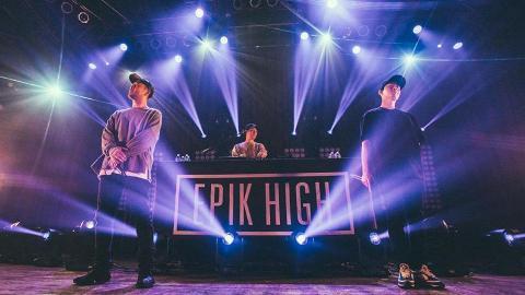 【EPIK HIGH演唱會2019】韓國HipHop組合EPIK HIGH世界巡演 六月降臨香港