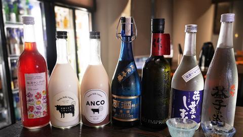 【銅鑼灣美食】全港首間人氣日本酒任飲放題 $98任飲逾100款日本酒/果酒/燒酎